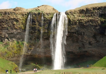 Travel - Iceland : Activity - AT-02 : The spectacular South Coast and glacier